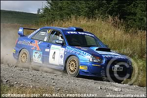 2007 2007 Merrick Forest Stages