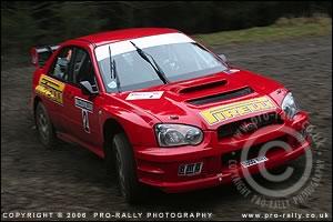 2006 Malcolm Wilson Rally