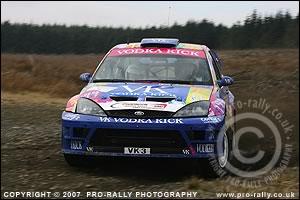 2006 Border Counties Rally