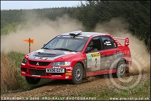 2006 Pirelli International Rally