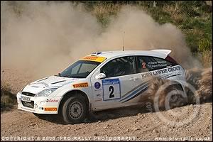 2006 RSAC Scottish Rally