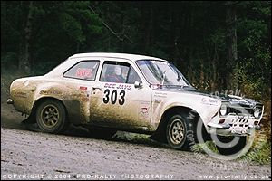 2004 Cambrian Classic Challenge Rally