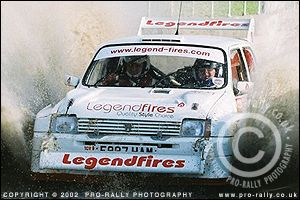 2004 North West Stages