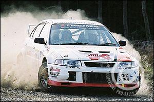2004 Pirelli National Rally