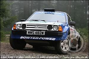 2007 Swansea Bay Clubman Rally