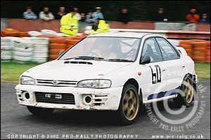 2002 Keith Wood Memorial Rally
