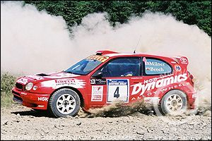 2003 RSAC Scottish Rally