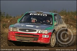 2005 Grizedale Stages Rally