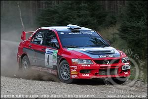 2006 Trackrod Rally Yorkshire