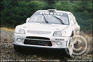 2004 Border Counties Rally