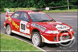 2004 Jim Clark National Rally
