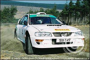 2003 Border Counties Rally