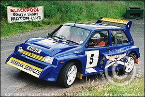 2002 Jim Clark Clubman Rally