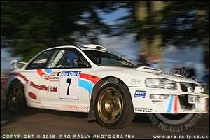 2006 Jim Clark International Rally