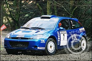2004 Malcolm Wilson Rally