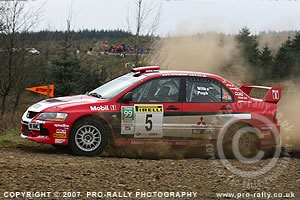 2007 Pirelli International Rally