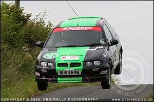 2005 Jim Clark Stars of the Future Rally