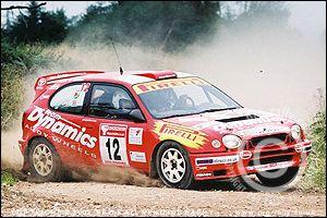 2002 Trackrod Rally Yorkshire