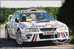 2002 Jim Clark International Rally