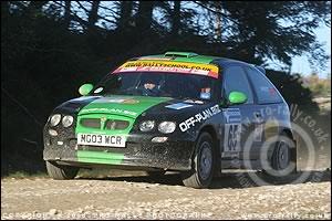 2006 Trackrod All Stars Rally