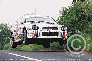 2003 Jim Clark International Rally