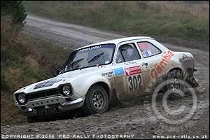 2005 Trackrod Historic Rally