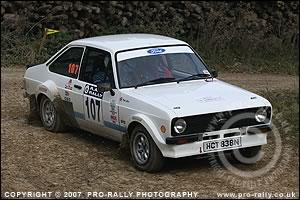 2007 Kall Kwik Rally