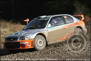 2006 North Humberside Forest Rally Photos