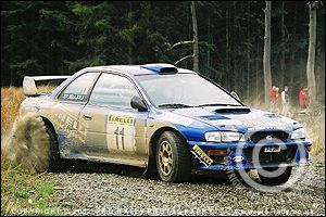 2003 Pirelli International Rally