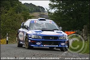 2007 Jim Clark National Rally