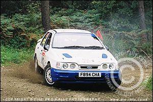 2002 Trackrod Clubmans Trophy Rally
