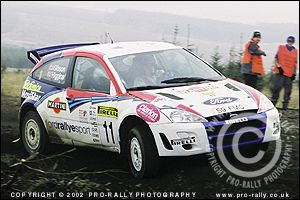 2002 Pirelli International Rally