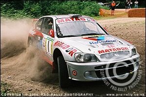 2004 Dukeries Rally
