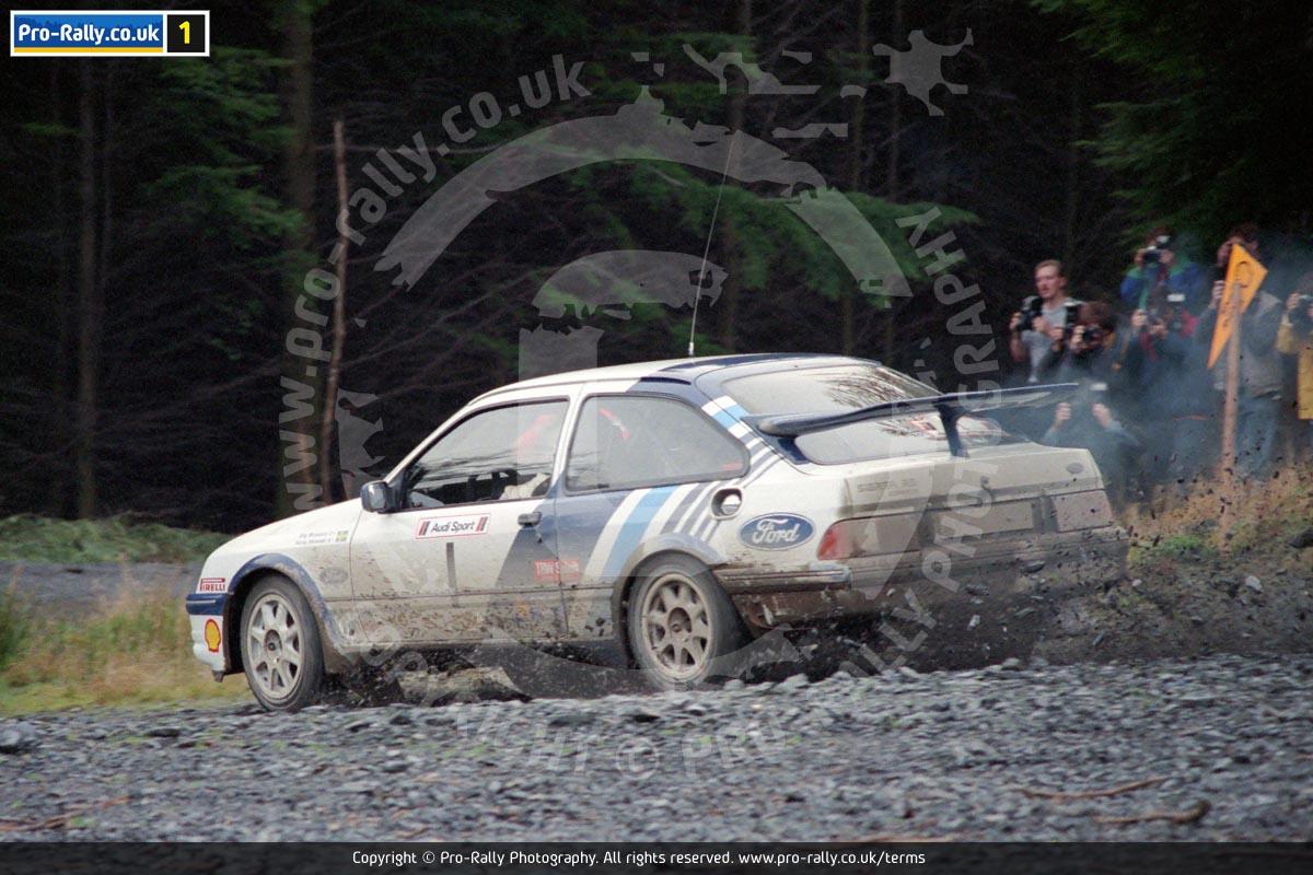 1988 Audi Sport Rally Photos