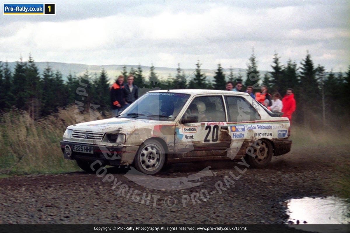 1988 Cumbria Rally Photos
