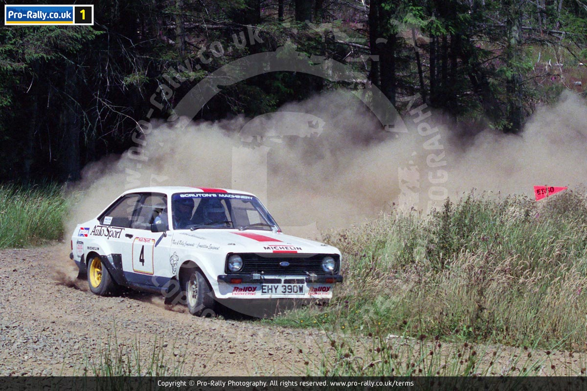 1989 Jim Clark Memorial Rally Photos