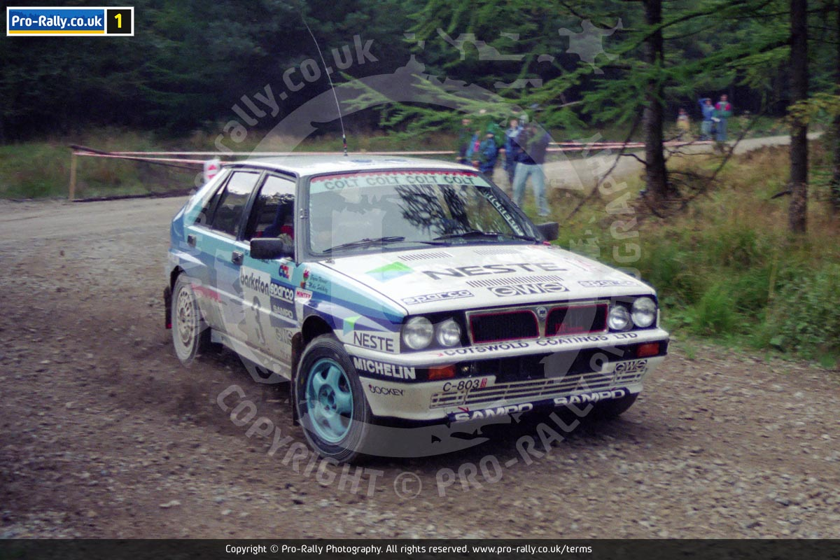 1990 Barkston Forest Stages Photos