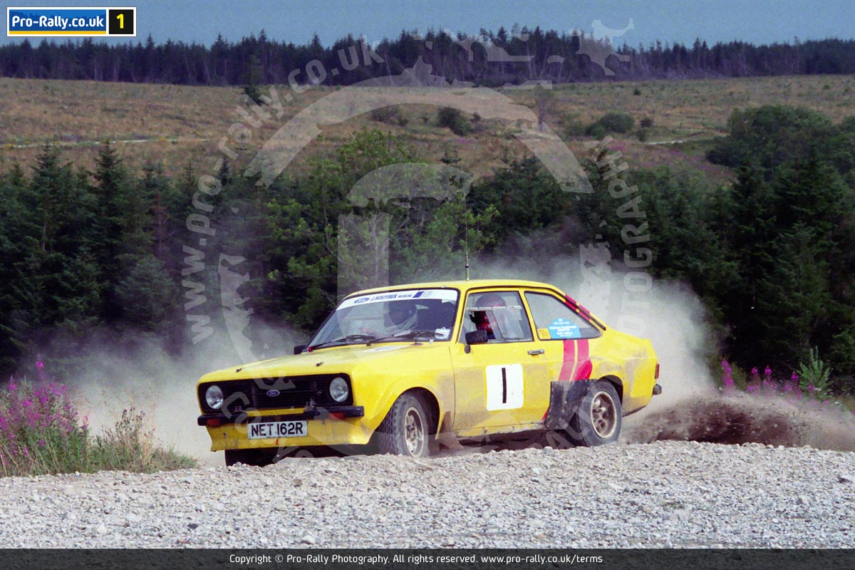 1990 Silva Stages Rally Photos