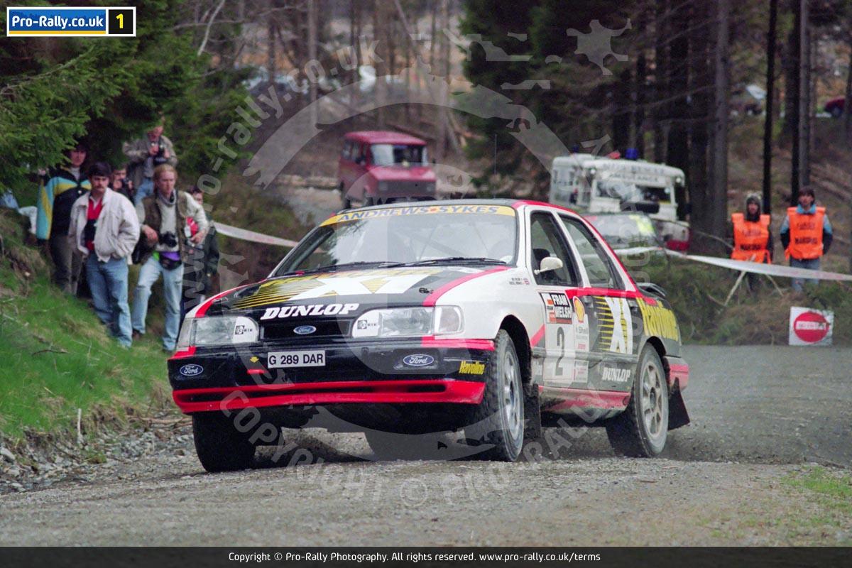1991 Fram Welsh Rally Photos