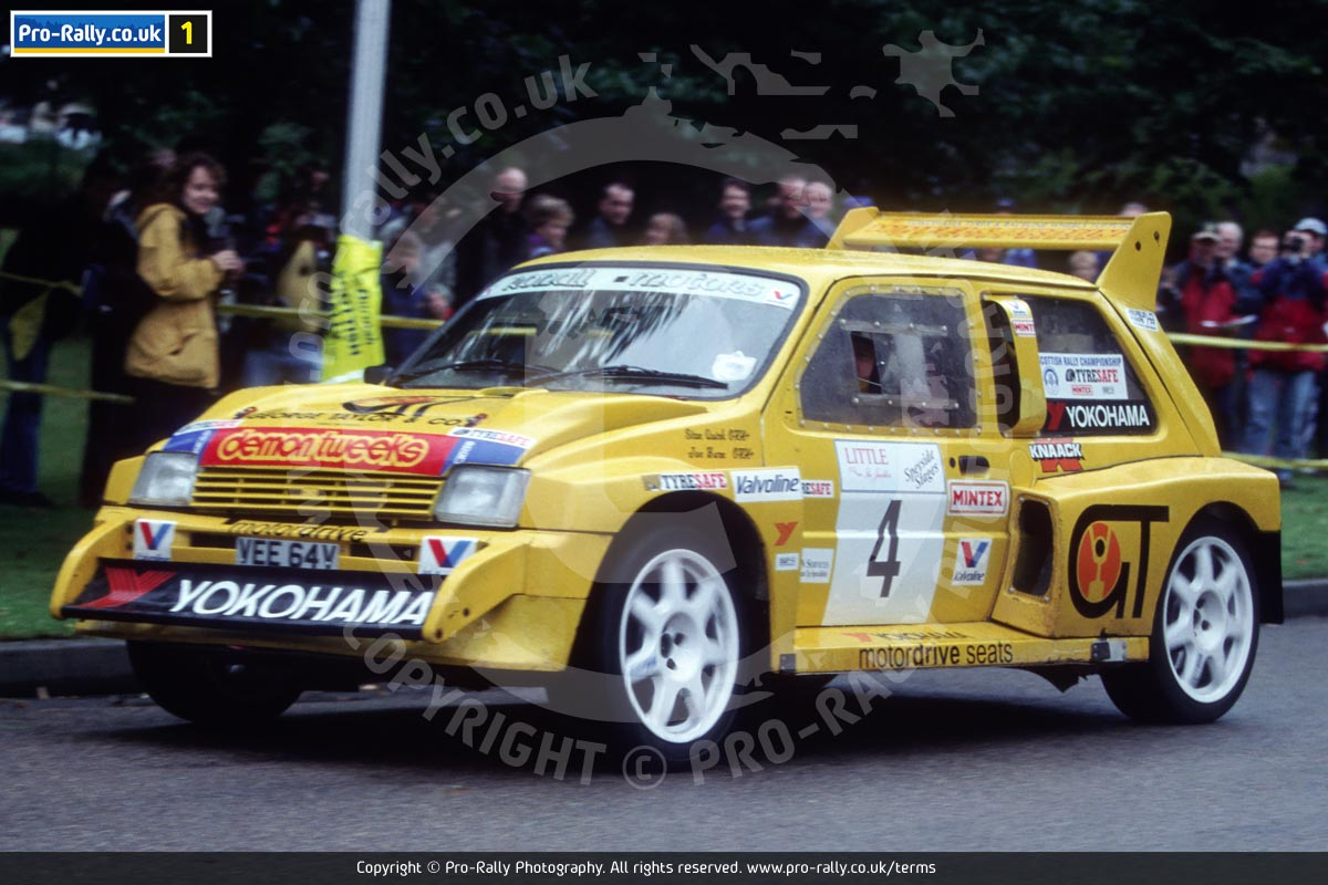 2000 Speyside Stages Photos