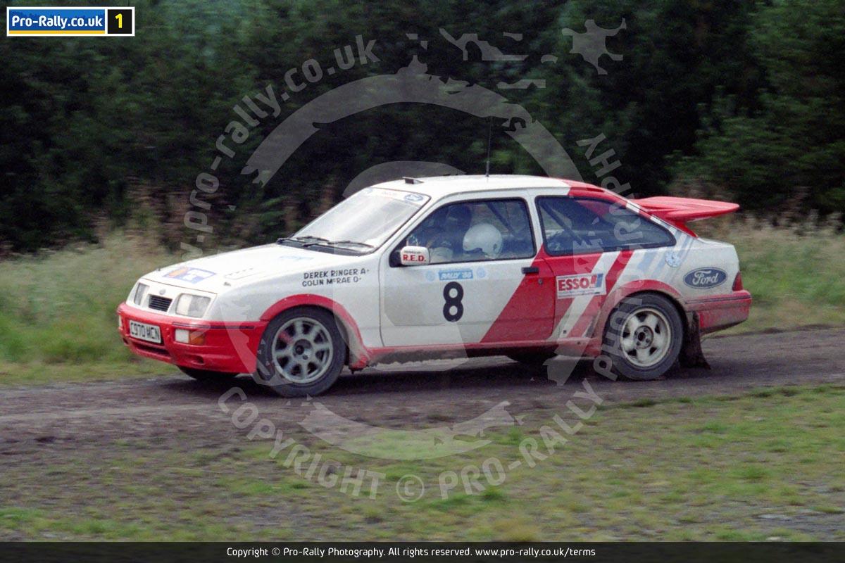 1988 Border Counties Rally Photos