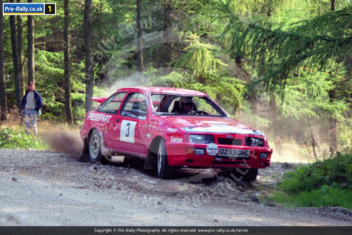 1989 Trackrod Forest Stages Photos