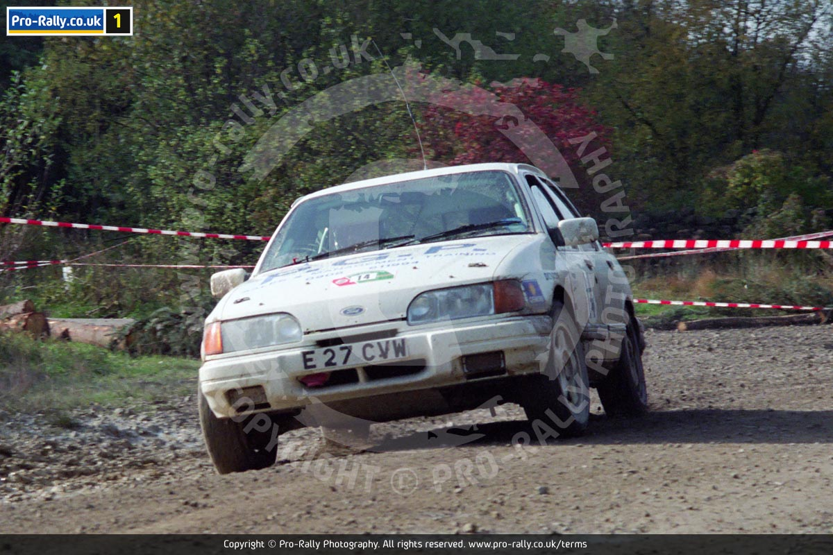 1992 Crystal Ford Forest Stages Phtotos
