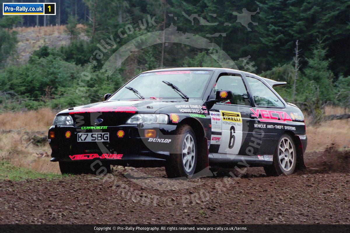 1993 Pirelli International Rally Photos