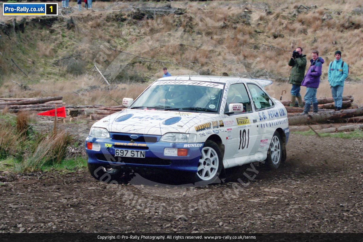 1993 Pirelli Trophy Rally Photos