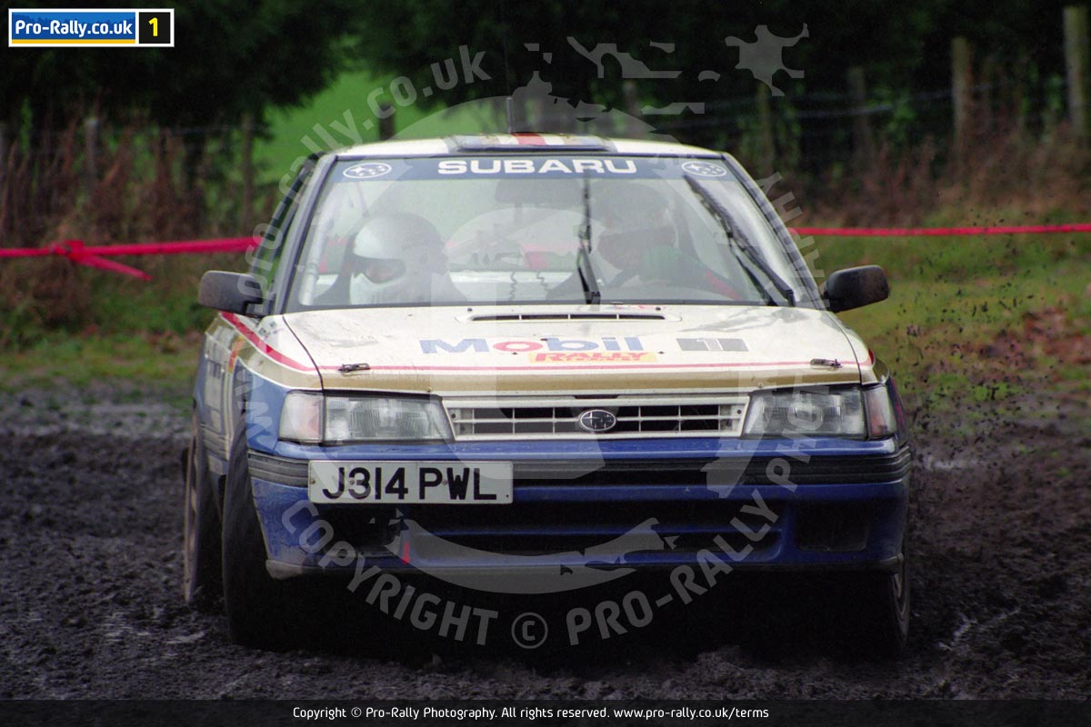 1994 Brockhall Charity Stages