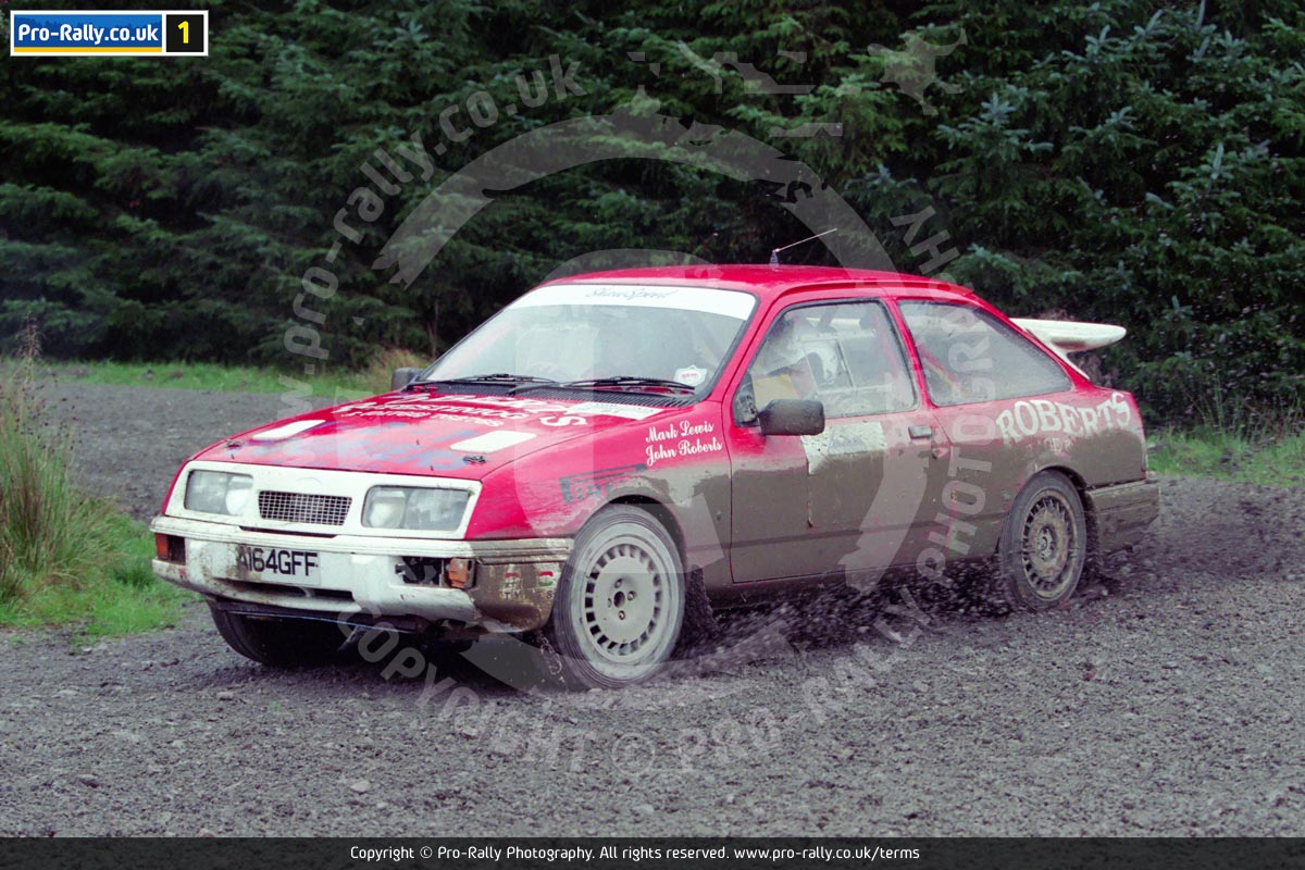 1995 Cambrian Rally Photos