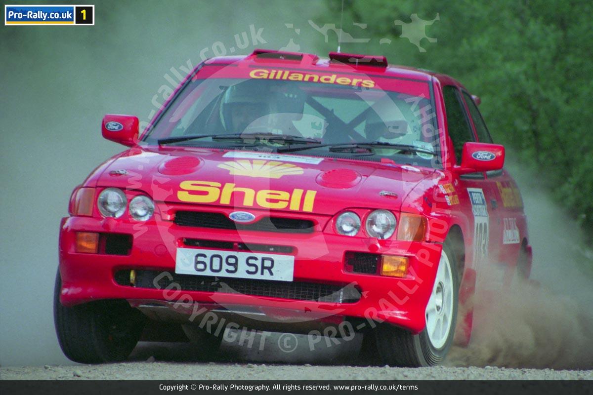 1993 Scottish National Rally Photos