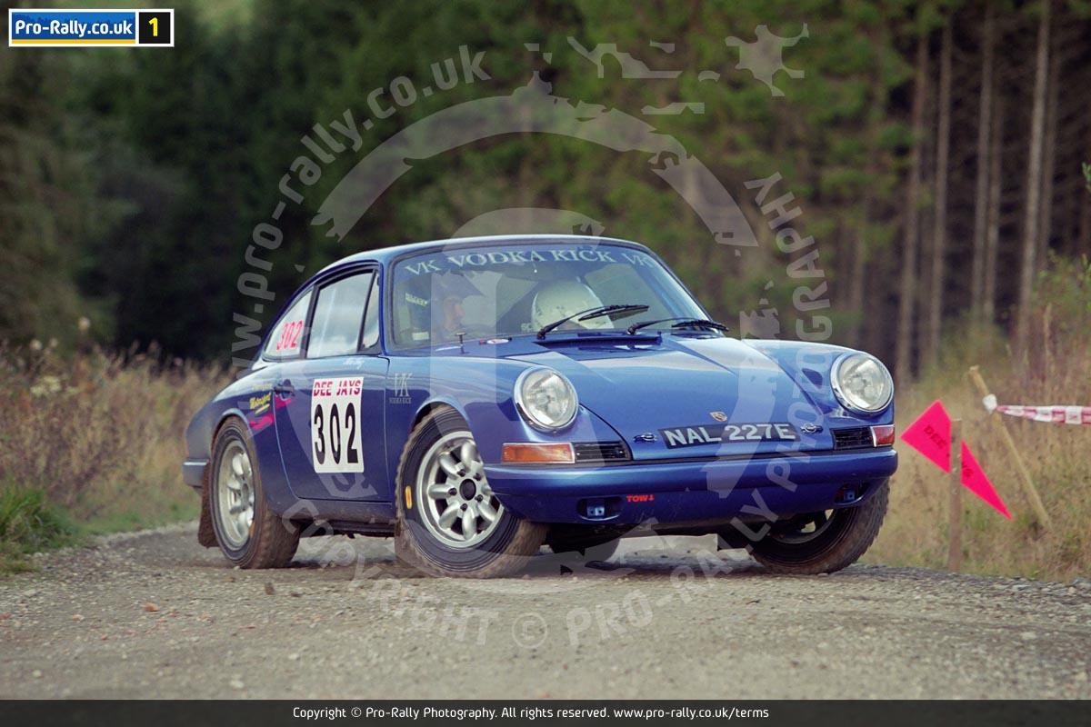 2001 Cambrian Classic Rally Photos