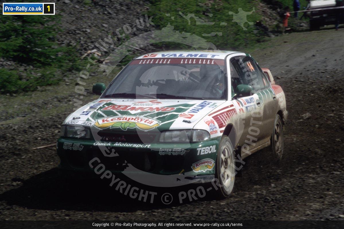 1996 Scottish Rally Photos